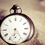 Uhr im Sand Icon