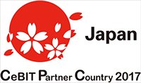 CeBIT Partnerland Logo 2017 Japan