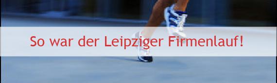 """Team """"Managed Running Services"""" beim Leipziger Firmenlauf"""