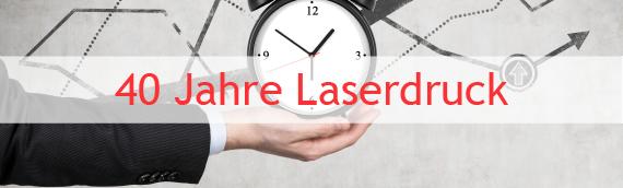 40 Jahre Laserdruck – Xerox steter Weg in die digitale Zukunft