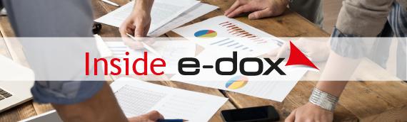 Inside e-dox AG: Grit Marschik