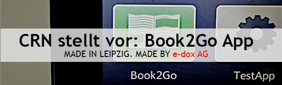 CRN stellt vor: Book2Go App der e-dox AG  (U.S. PAB Forum)