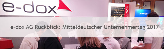 Rückblick: Mitteldeutscher Unternehmertag 2017