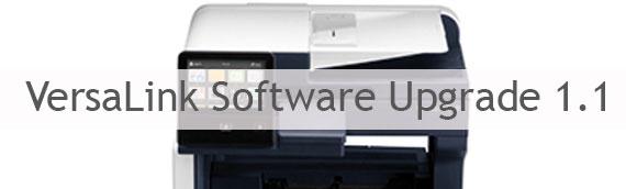 Neues VersaLink Upgrade –  Schneller. Sicherer. Produktiver.