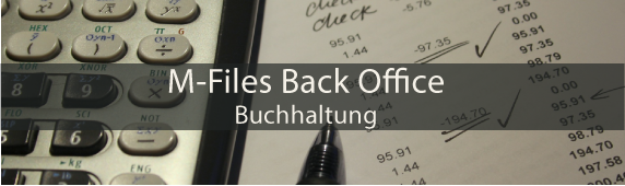 M-Files Back Office Buchhaltung