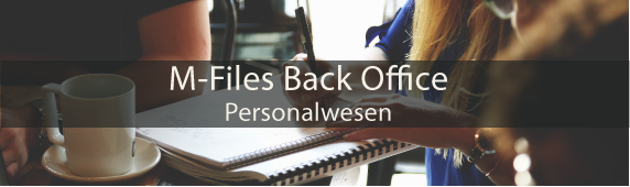 M-Files Back Office – Personalwesen