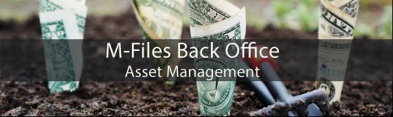 M-Files Back Office – Asset Management