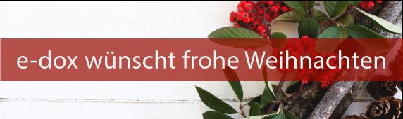 Unser Weihnachtsgruß vom Christbaumschlagen 2019