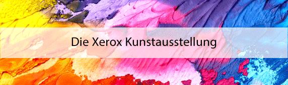Xerox Kunstausstellung