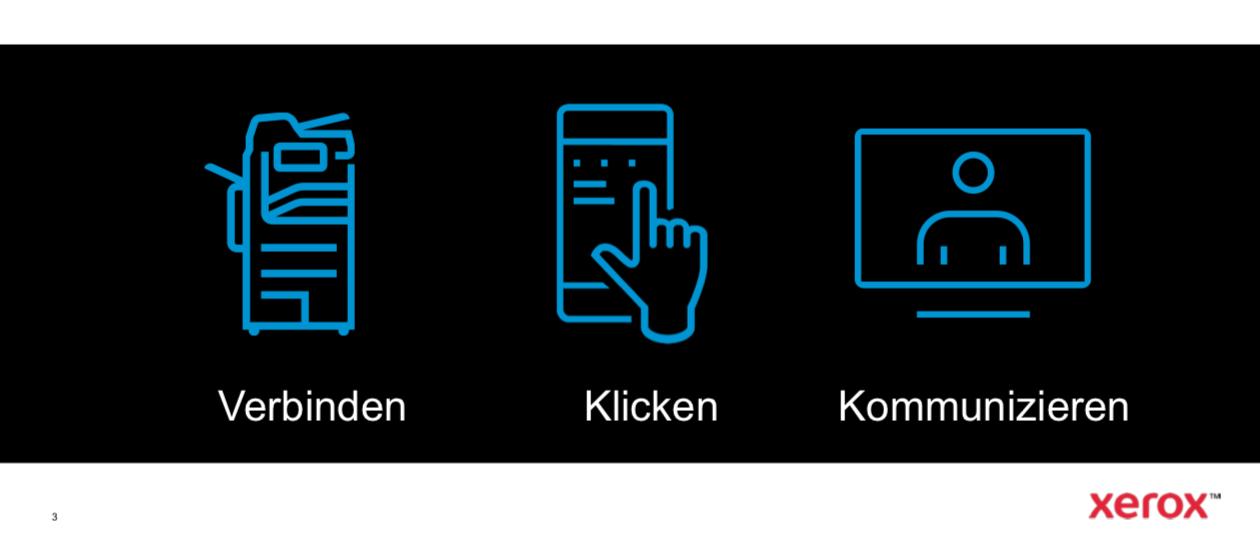 Service auf dem nächsten Level: Einführung des Xerox Support Assistant 3.0