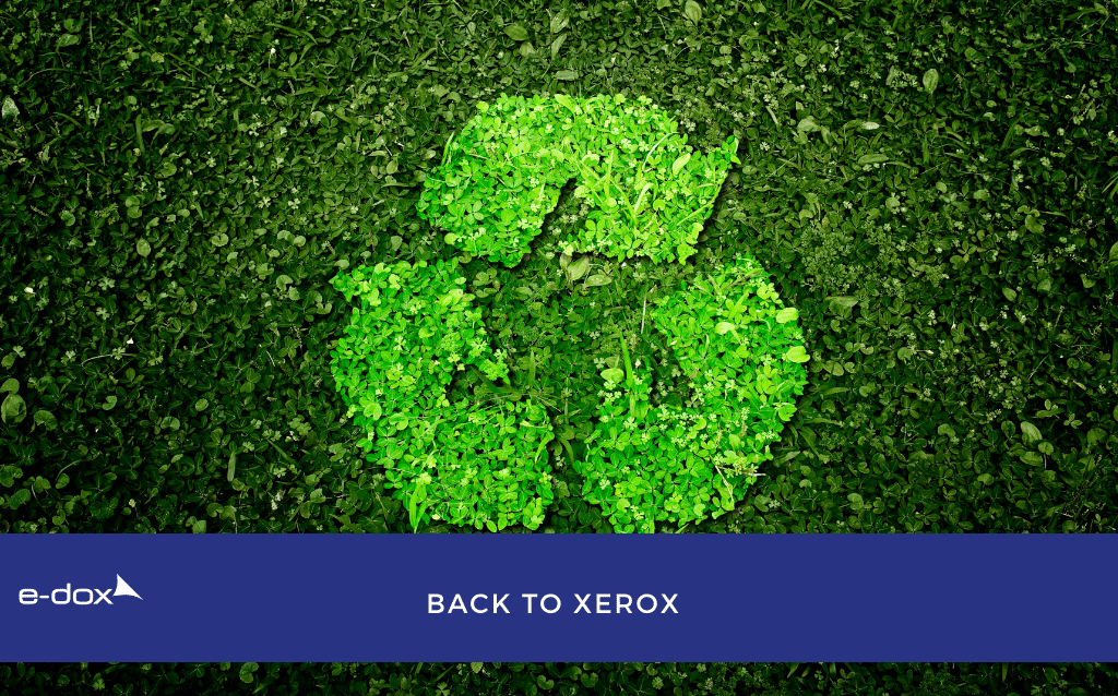 Verbrauchsmaterialien Back-To-Xerox
