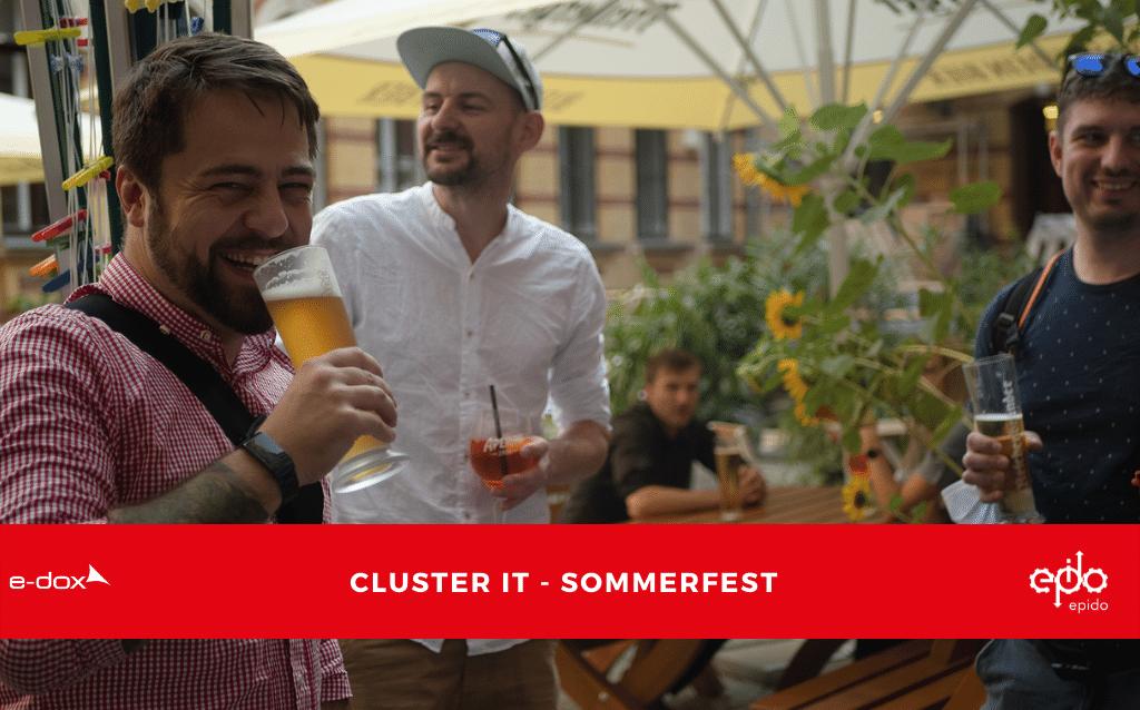 Cluster IT - Sommerfest