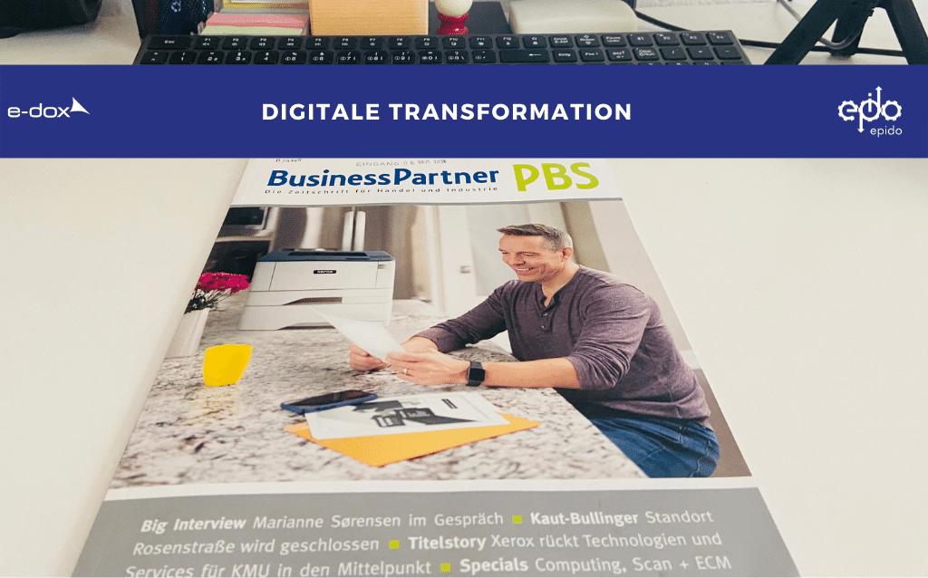 Digitale Transformation ist ein Prozess